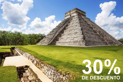 Chichen Itza Economic from Cancun
